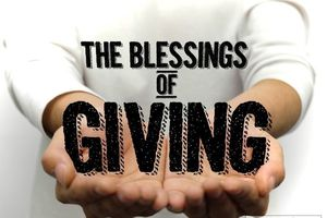 The Divine Laws of Giving that leads to Blessings