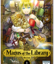 Magus of the Library, 1