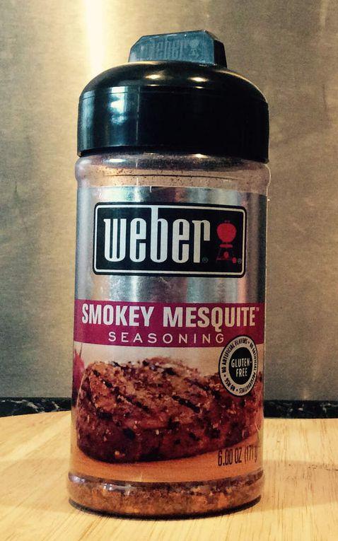 USA Shopping - Grillgewürze von Weber