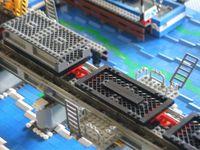 Maintenance ferroviaire sur Pamban Bridge (31 Juillet 2019)