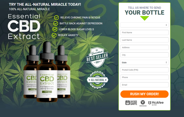 Essential CBD Mexico Reviews: What is this & Where to Buy?