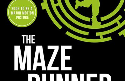 The maze runner, book 1 by James DASHNER