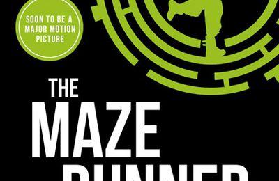 The maze runner, book 1 by James DASHNER