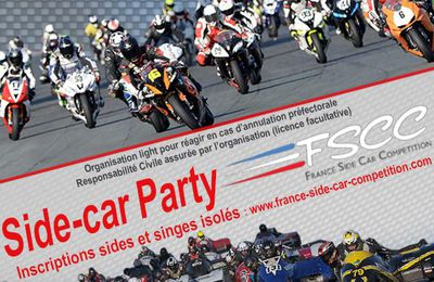 Side car Party 2021