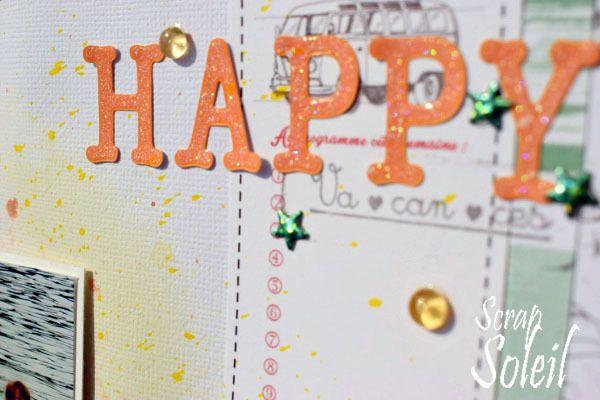 Happy - vacances