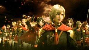 FINAL FANTASY TYPE-0 HD DATE SUR PC + BONUS !