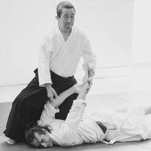 Aïkido, Donner moins pour faire progresser plus