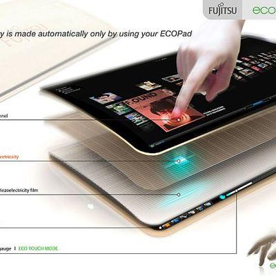 Et si tablettes tactile et dévelloppement durable rimaient ?