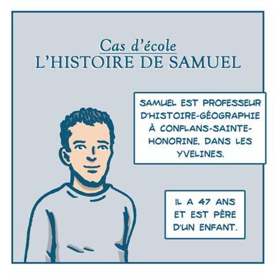 Cas d'école : l'histoire de Samuel