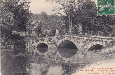 Chronique familiale-36-Cartes postales de Grosbois
