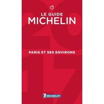 "Michelin 2017 : ""Le guide de la finance gastronomique"""