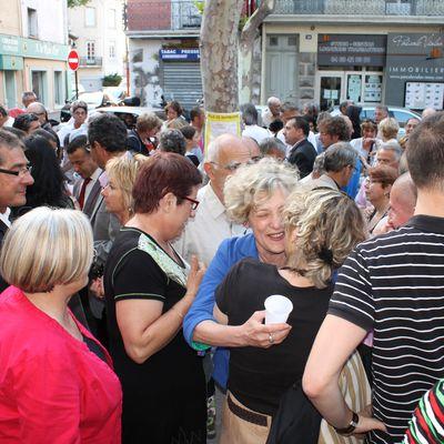 """Article du """"Midi Libre"""" le 18 juin 2012"""