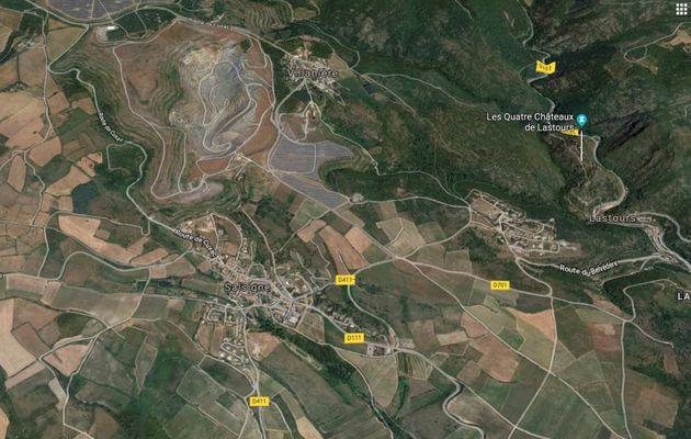 Salsigne, vallée de l'Orbiel: une urgence oubliée