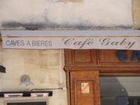 Je vous recommande ce café : celui-ci offrait, ce jour, une succulente brandade de poissons en plat du jour ****