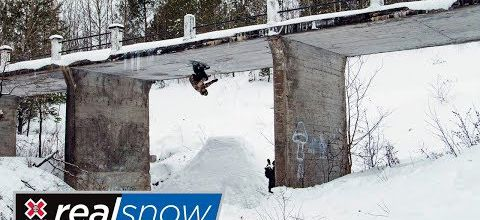 Frank Bourgeois, le Thovex du snowboard