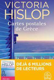 CARTES POSTALES DE GRECE DE Victoria HISLOP