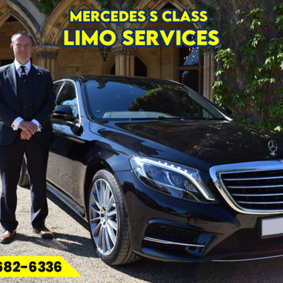Book Mercedes S Class Limo Service & Make Your Trip A Pleasant One!