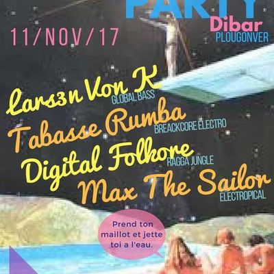 === 11-11-2017 Surprise Party#4 /// A Digital Folkore Conspiracy (22) ===