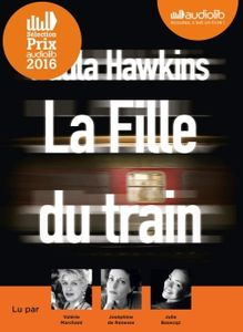 La fille du train - Paula Hawkins (audio)