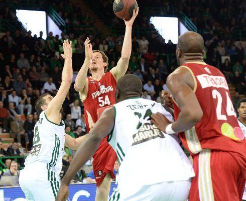 Pro A: Strasbourg corrige Limoges à Beaublanc