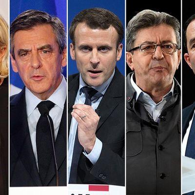 EN DiRECT: le premier débat des candidats à la Présidentielle