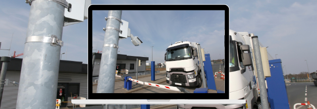 Fraport Introduces Automatic License Plate Detection at Frankfurt Airport's CargoCity South