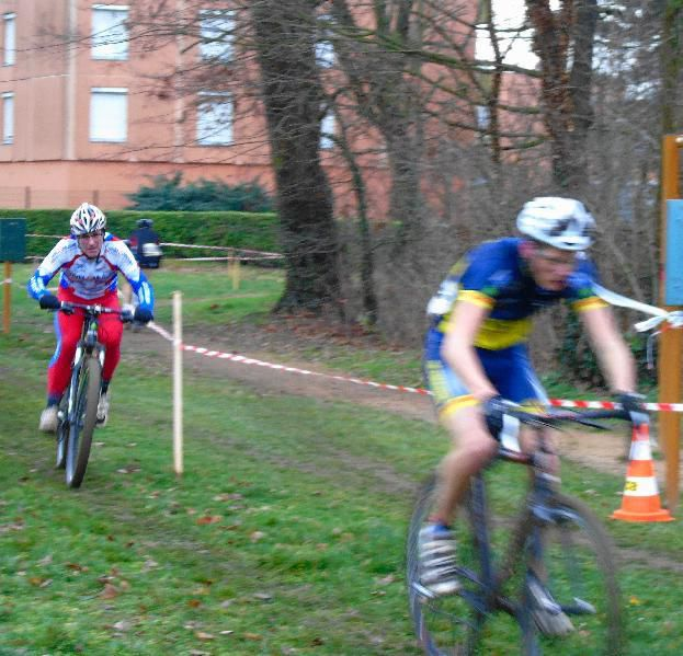 Cyclo-cross de Brignais