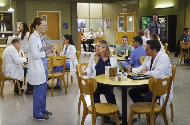 Critiques Séries : Grey's Anatomy. Saison 12. Episode 21.