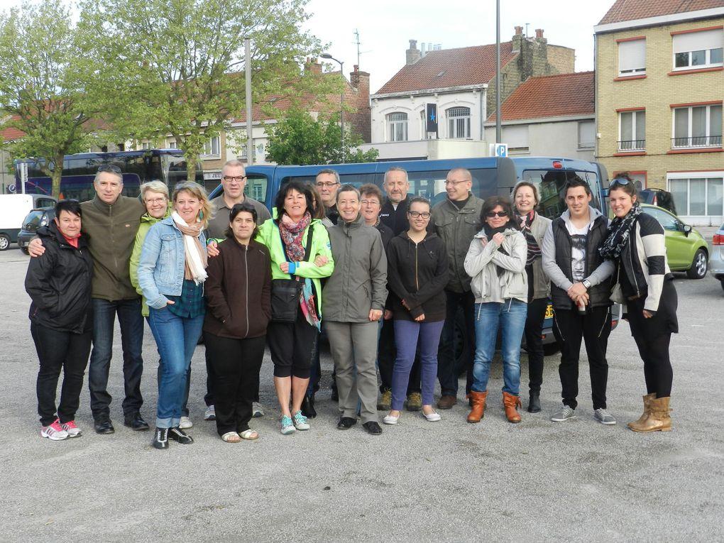 Week-end de .... Marche Nordique au ValJoly les 26 et 27/04/14
