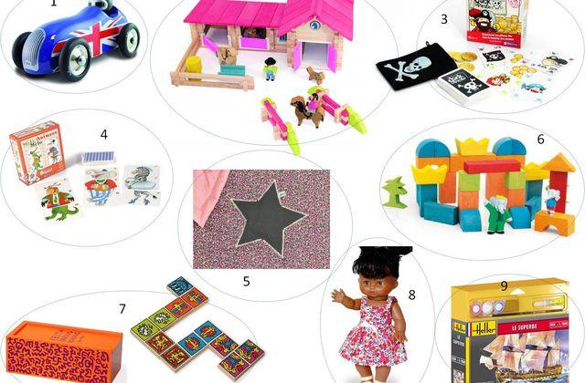 Sélection de jouets Made in France à déposer sous le sapin !