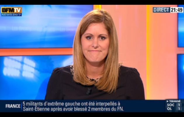 [2012 11 11] CAROLINE BAUER - BFM TV - WEEK-END 360 'Sports' @21H50