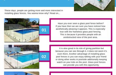 Reasons why people are interested in glass fence more than any other fence