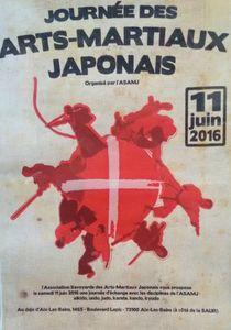 Journée des Arts Martiaux Japonais