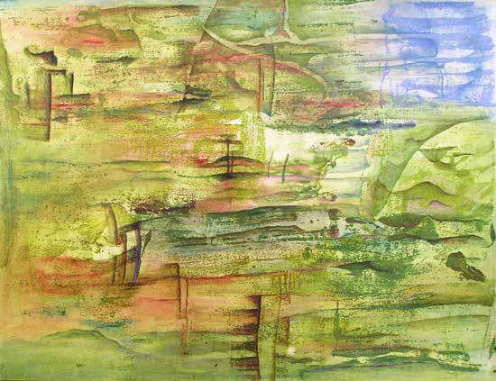 Martine Lucy, paysages