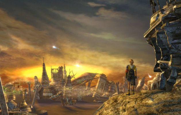 Final Fantasy X et X-2 pour PS3 et Vita