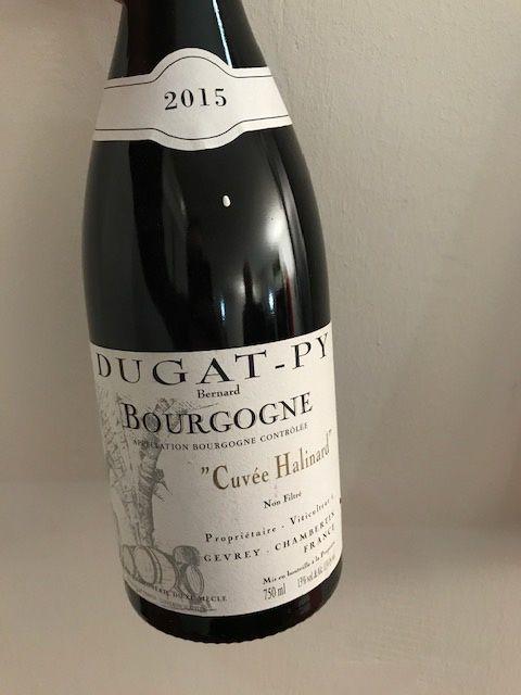 Soirée Bourgogne générique à La Wantzenau