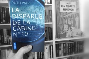 La disparue de la cabine no 10, Ruth Ware