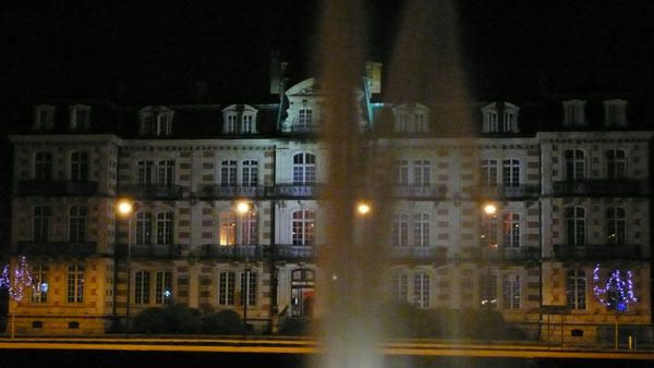 Photos de Verdun (55) de nuit