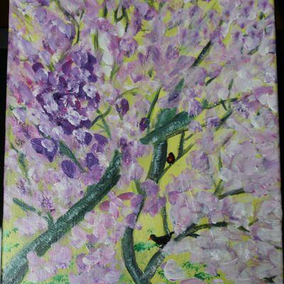 Les magnolias!