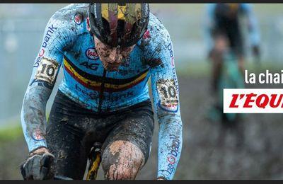 Le meilleur du cyclo-cross sur la chaine L'Équipe avec la Coupe du monde et le Superprestige !