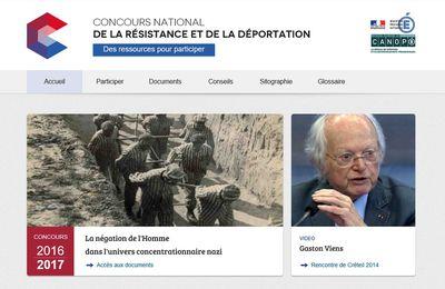 Concours National de la Résistance et de la Déportation : le dossier pédagogique
