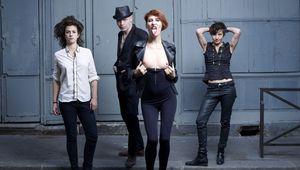 Demi Mondaine sort Enchanteur annonçant l'album Paris Désert