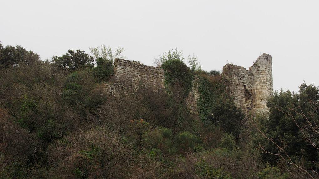 Dimanche 12 mars : St Paul 3 chateaux