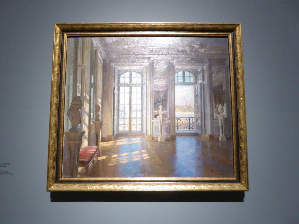 Collection Chtchoukine exposée à la Fondation Louis Vuitton.