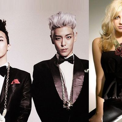 Pixie Lott en featuring avec GD & TOP