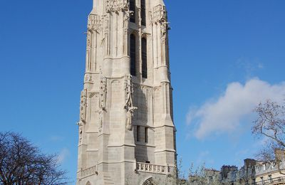 Paris - Tour Saint-Jacques