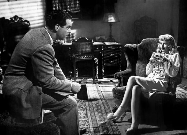 Assurance sur la Mort - Billy Wilder - 1944