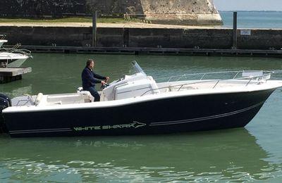 Un nuovo proprietario per le barche White Shark