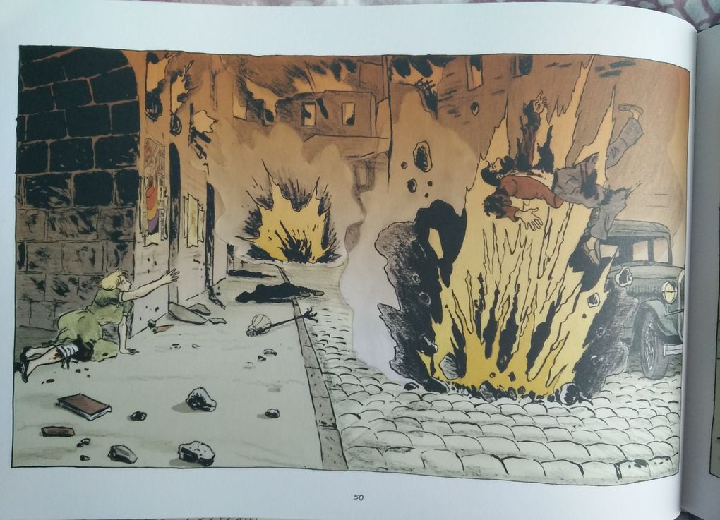 Guernica. Bruno LOTH et Corentin LOTH  - 2019 (BD)