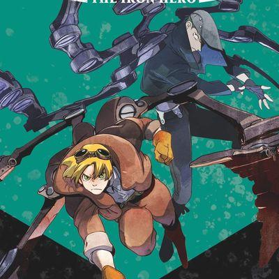 Ashidaka - The Iron Hero - Tome 1